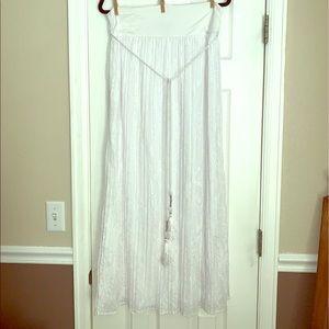 White House/Black Market Skirt
